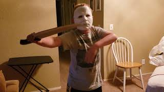 Michael myers does fortnite dances made sept 24 posted sept 25