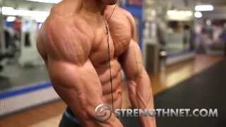 Natural Bodybuilding: High Intensity/High Volume Training to get Ripped!