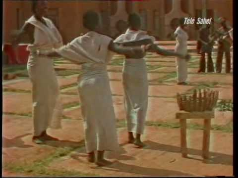 african dance from Niger