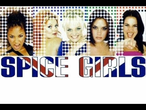Spice Girls - Step To Me