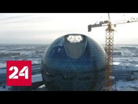 Астана готовится к ЭКСПО-2017