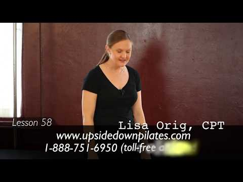 Upside-Down Pilates – Flex Band – Pilates Workout 58 – Full 30 Minute Pilates Workout – HD