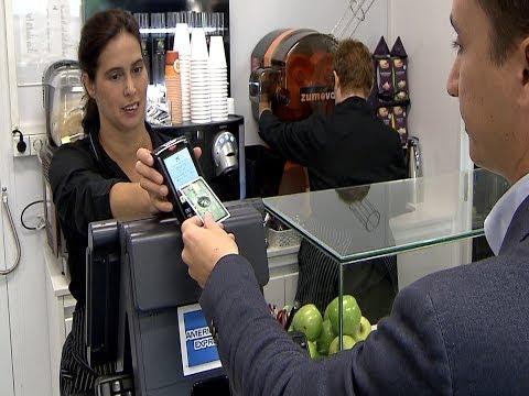 La tecnología 'sin contacto' revoluciona las tarjetas de crédito