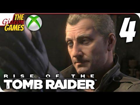 Прохождение Rise of the Tomb Raider на Русском [XBOne] - #4 (Запредельная типичность)