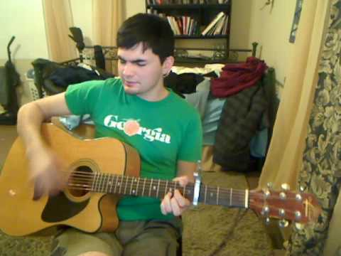 """My Heavenly"" by Jars of Clay cover"