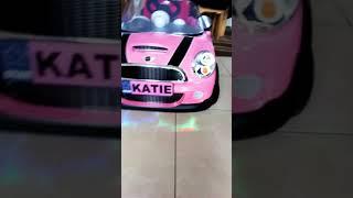 Katie's mini cooper tune up