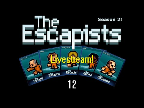 Escapists! Lets get out of here! Episode 12 thumbnail