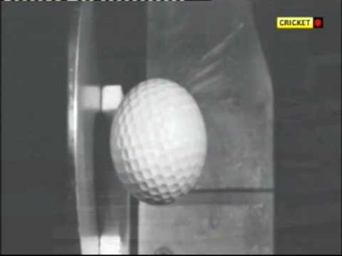 golf ball hitting steel super slo mo youtube