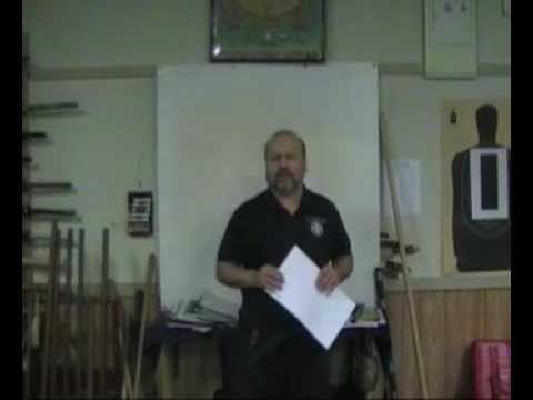 Ninjutsu Training - Using the