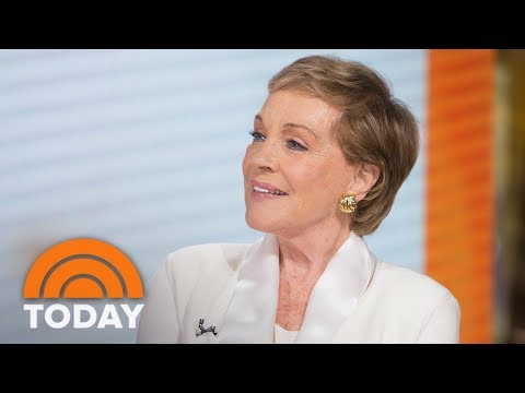 Julie Andrews On 'Despicable Me 3,' Mary Poppins Sequel, Netflix Show | TODAY