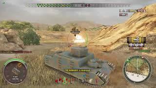World of Tanks Xbox one O-I Experimental 6 Kills