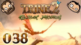 Let's Play Together Trine 2 #038 - Flugmaschinenfabrik [720p] [deutsch]