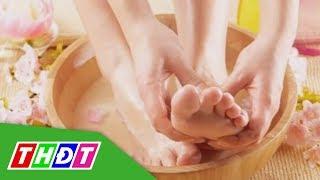 Cách trị nứt gót chân từ thiên nhiên | Chuyện người tiêu dùng | THDT