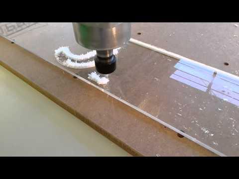 Toprak cnc 150x300pro 10mm plexi.