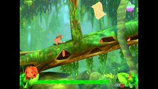 Tarzan - Gameplay PSX (PS One) HD 720P (Playstation classics)