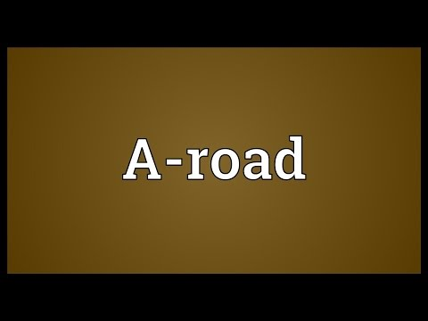 Header of a-road