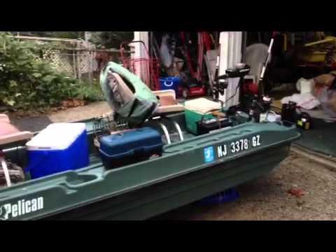 Pelican bass raider youtube for Pelican bass raider 10e fishing boat