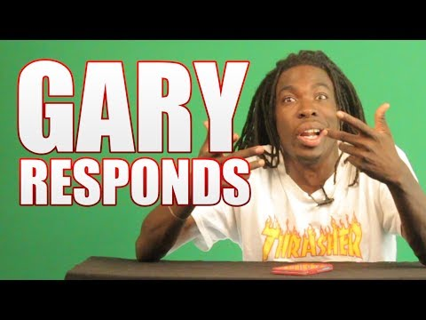 Gary Responds To Your SKATELINE Comments - Tony Hawk, Death By Hawk Gang, Kader Sylla FA