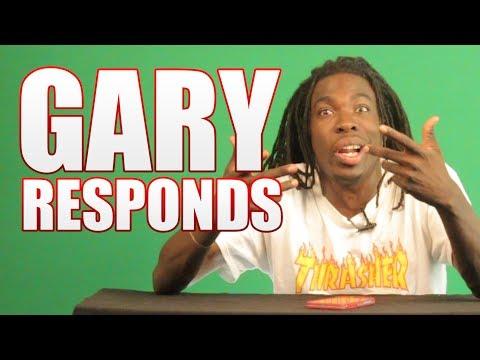 Gary Responds To Your SKATELINE Comments - Tony Hawk, Death By Hawk Gang, Kader Sylla FA