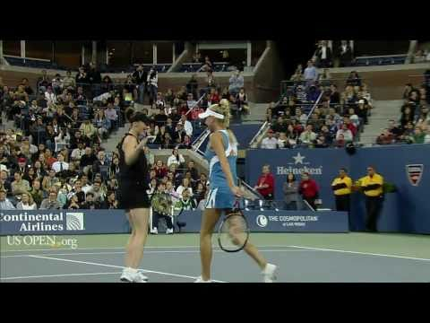 Kournikova/Hingis vs Cash/Wilander [part2]