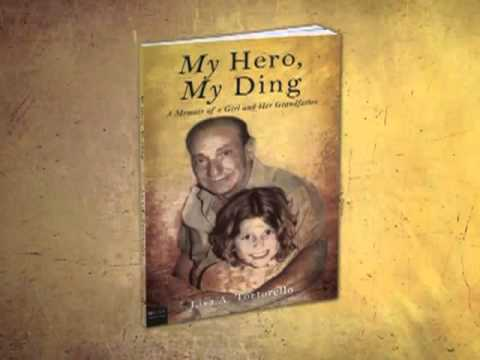 My Hero, My Ding Book Trailer