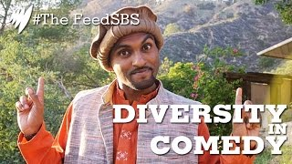 Why comedy is the most multicultural genre on Australian TV I The Feed