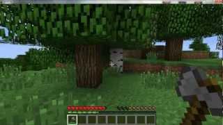 Minecraft 1.4.7 - Como instalar Timber MOD - Español