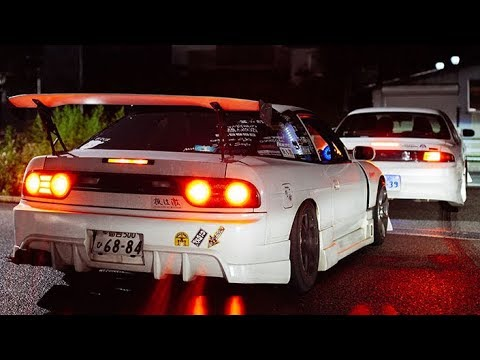 Mountain Drift -//- TOUGE --- Initial D Style!