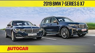 BMW X7 and 7-series Facelift | First India Drive Review | Autocar India
