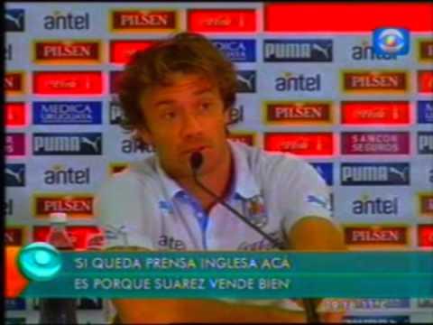 Diego Lugano le contesta a la prensa inglesa.