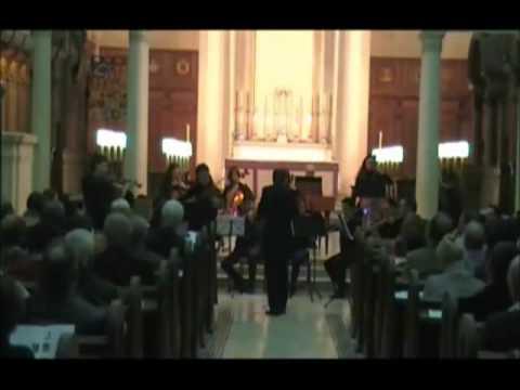 St. Pauls Cathedral Concert - Jose Vicente Perez Perez