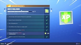 Fortnite Week 9 Challenges LEAKED..