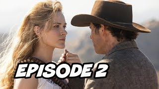 Westworld Season 2 Episode 2 - TOP 10 and Easter Eggs Explained