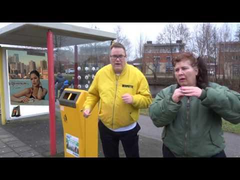 Zanger Rinus - Doutzen (officiële videoclip)