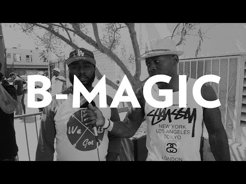 "B Magic On KG The Poet, The West Coast Crowd, ""Summer Madness 5"""