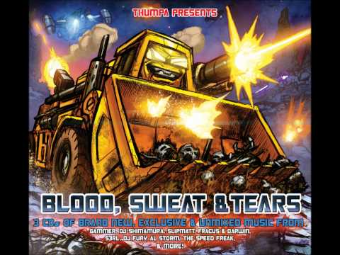 ABJ - R U Ready (DJ Shimamura rmx) - Blood, Sweat & Tears (out now at www.rebuildmusic.info)