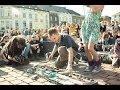 Dub FX feat. Flower Fairy - Full Street Performence live in Gent Belgium MP3
