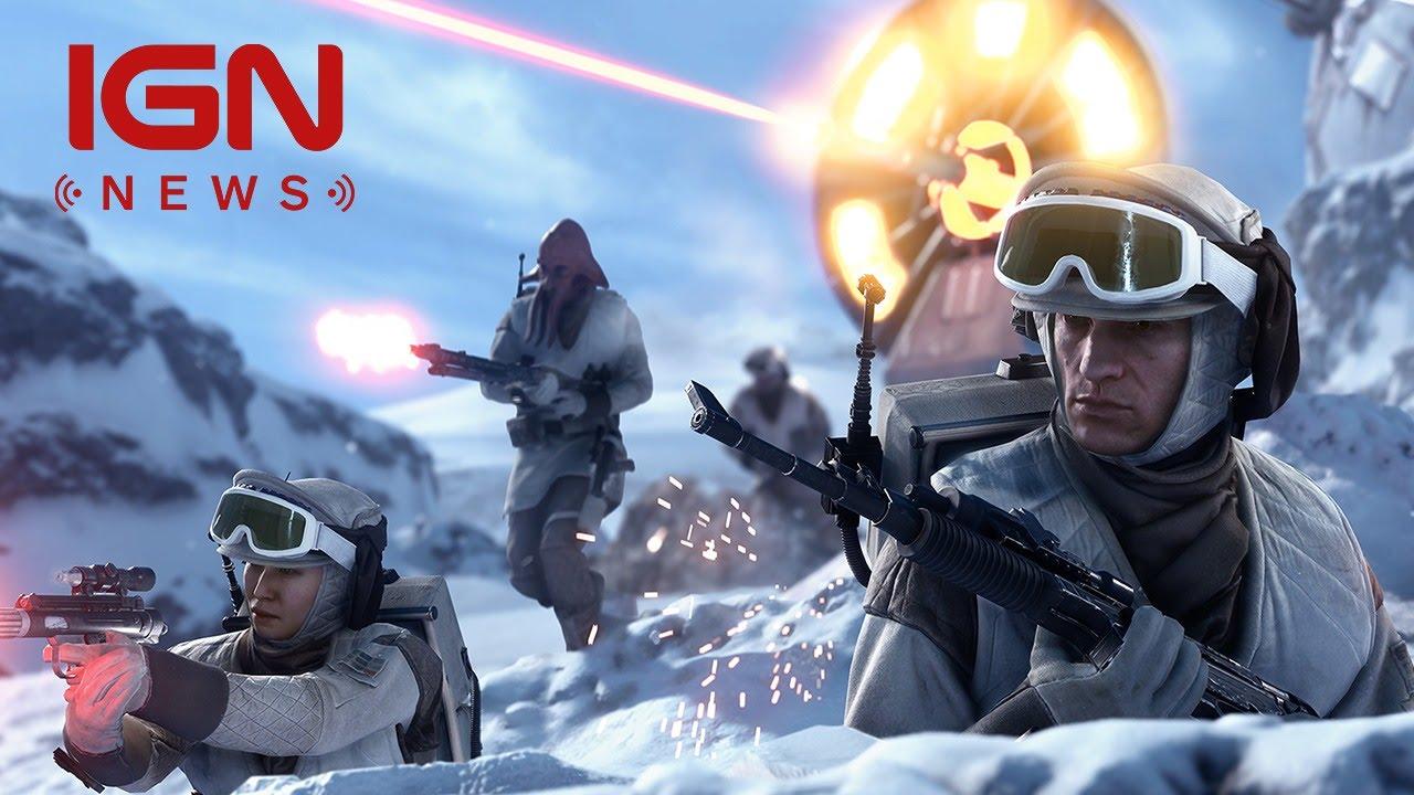 Star Wars Battlefront Beta Is On Its Way Soon - IGN News