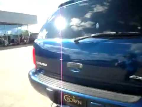 2000 Dodge Durango from Crown Chrysler Dodge Jeep Ram, Holland MI