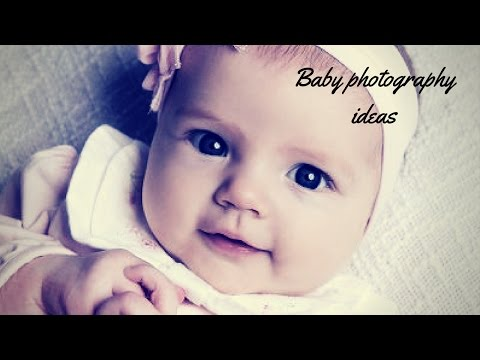 Baby photography ideas at home | Newborn photoshoot ideas |