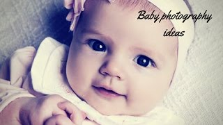 Baby photography ideas at home | Newborn photoshoot ideas |