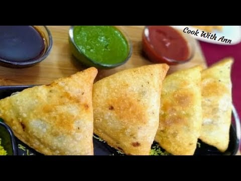 घर पर बनाये हलवाई जैसे खस्तेदार समोसा |Crispy Samosa Recipe |  Aloo Samosa | Punjabi Samosa