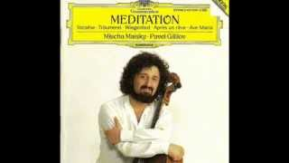 Mischa Maisky / Pavel Gililov - MEDITATION (Full CD) - 1990