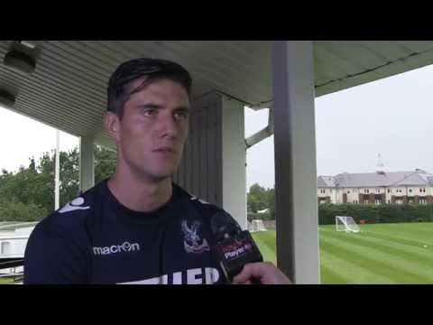 Martin Kelly On Signing For Crystal Palace