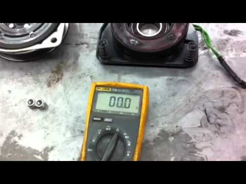 LAWN TRACTOR REPAIR : HOW TO DIAGNOSE A BAD ELECTRIC BLADE CLUTCH