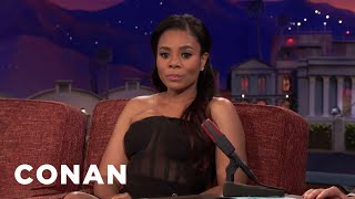 Regina Hall Wants To Know Where To Meet Men  - CONAN on TBS