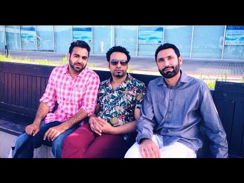 Babbu Maan New Song Khat Shoot Time...720HD