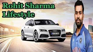 Rohit Sharma Lifestyle~Net Worth~Hobbies~Awards~Biography~Salary~House~favorites~Cars~Family