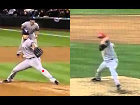 Darvish - Homer Bailey - Pitching Mechanics