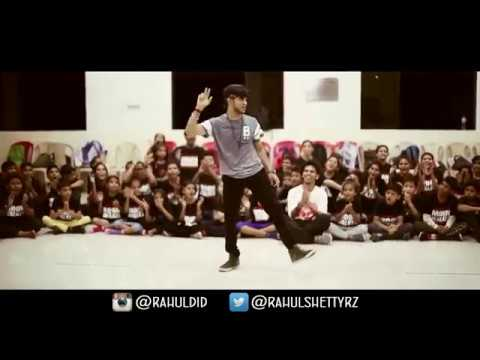 Rahul Shetty at MOONWALKER DANCE ACADEMY